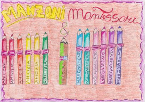 """Primaria Montessori: """"Amicizia e insegnamento"""""""